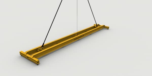 spreader bar lifting equipment tec container australia