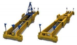 fully automatic spreaders tec container asia pacific
