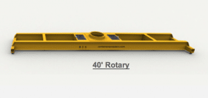 rotary spreader tec container asia pacific