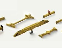 spreader beams types