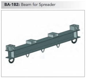 ba 182 spreader beam min