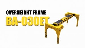 BA Overheight frame