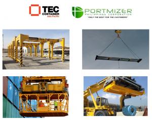 Tec Container Portmizer Philippines