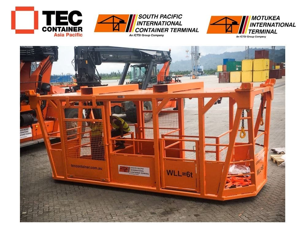 ICTSI Improves Efficiency and Safety at the Ports of Lea and Moresby