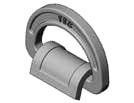 D ring FA 01 1c36 container lashing equipment