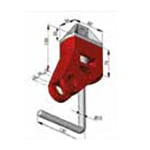 lashing equipment twistlock for trailers TL-10