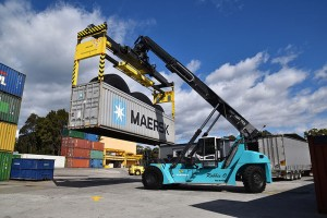over height frame tec container asia pacific