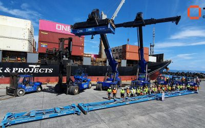 Betham Brothers Boosts Efficiency with Tec Container Spreaders and Attachment